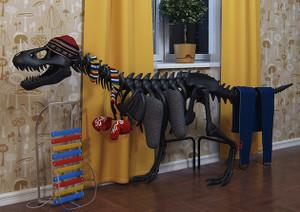Prehistoricstyletrexthermosaurusra